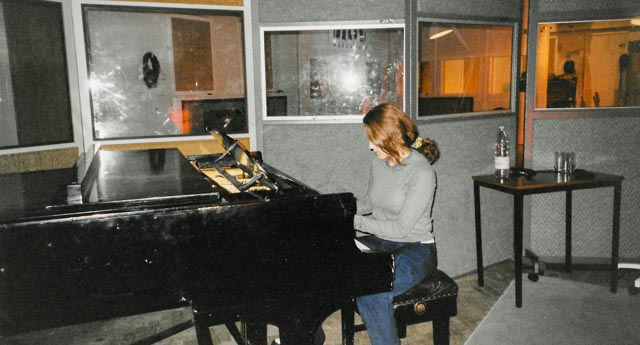 Warm Up in Abbey Road - Studio 2