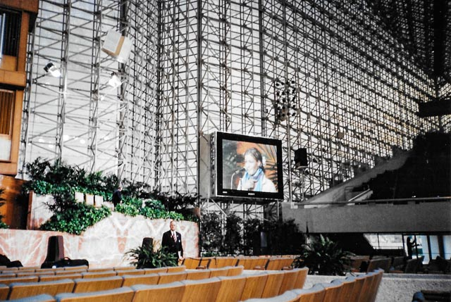 LA - CRYSTAL CATHEDRAL