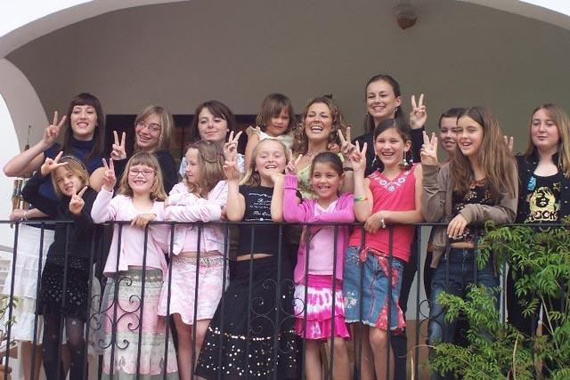 My 'Rock Skool' Group (SPAIN)